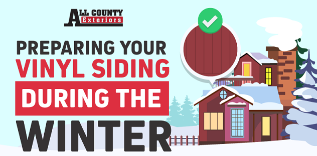 Preparing Your Vinyl Siding During The Winter Infographic