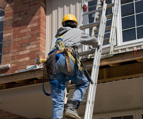 Siding Foreman for New Construction